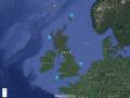 イギリス最北端、最南端、最東端、最西端のコース