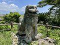 シーサー発祥の地と現存する最古のシーサー